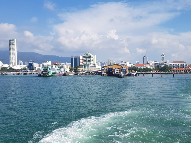 Tschüß Penang