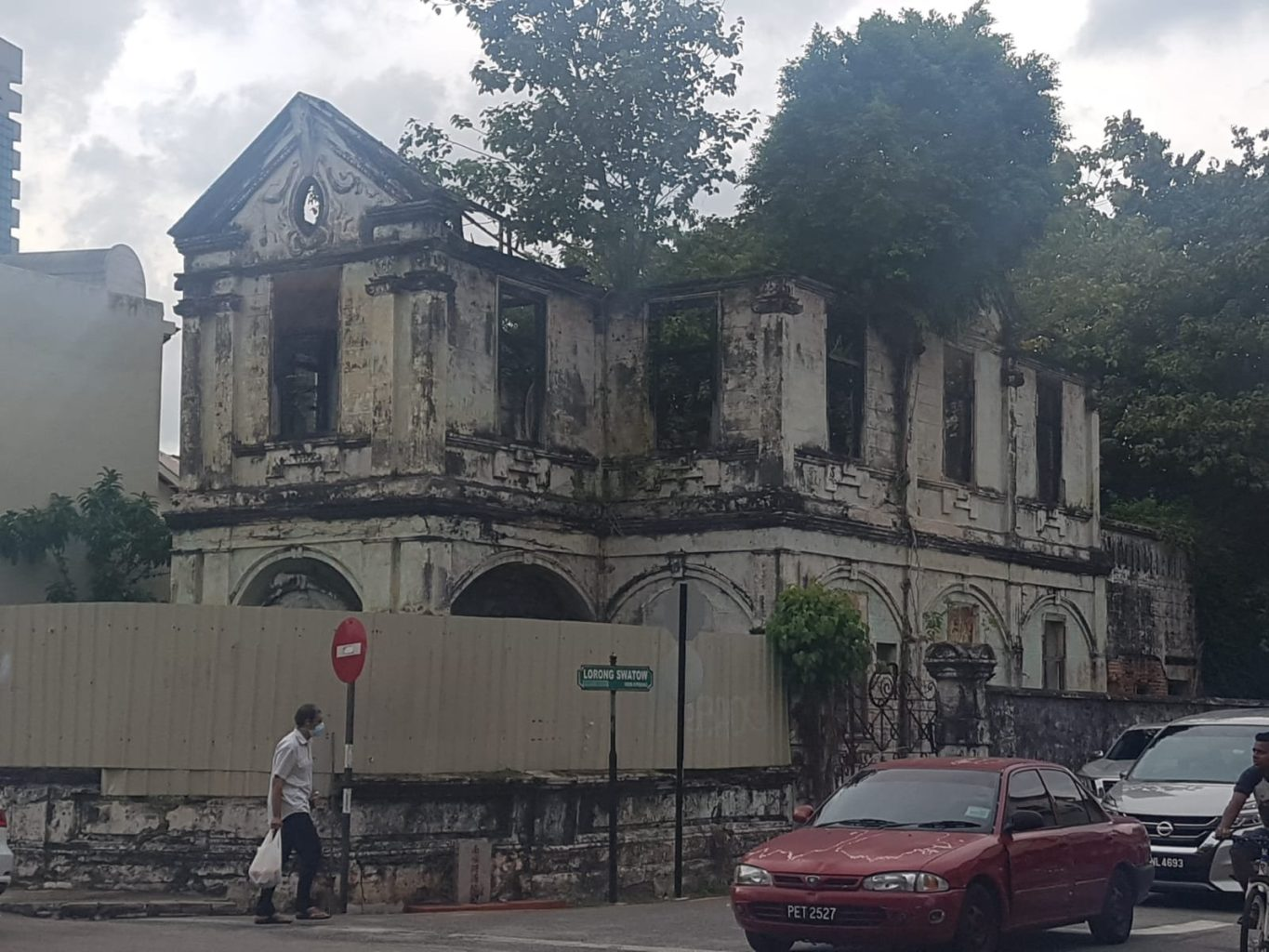 Haus in Penang