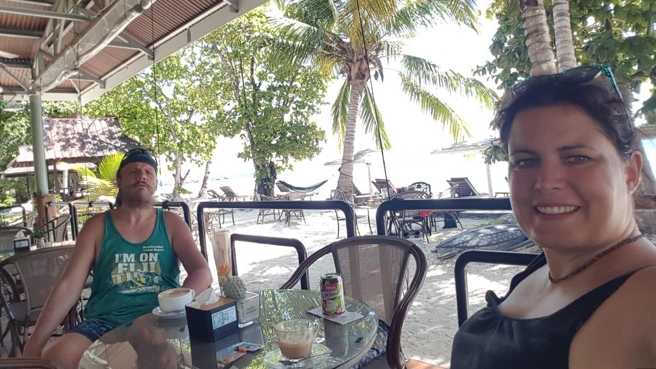 Seaview Café Pulau Lang Tengah