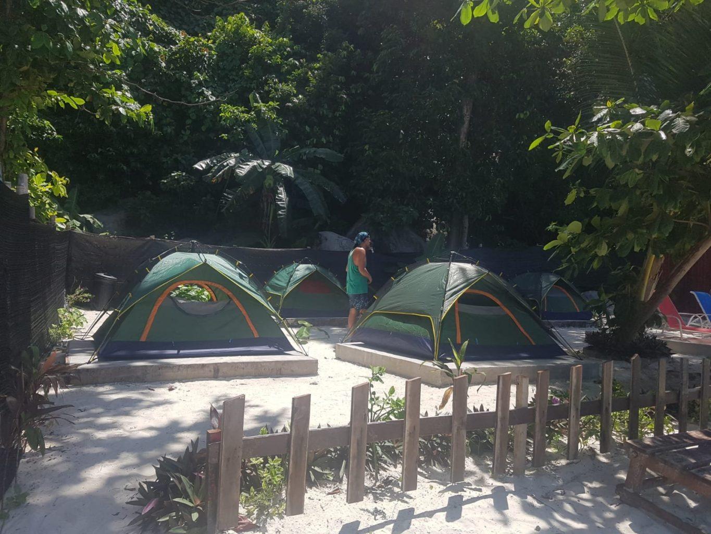 Campingplatz Pulau Lang Tengah