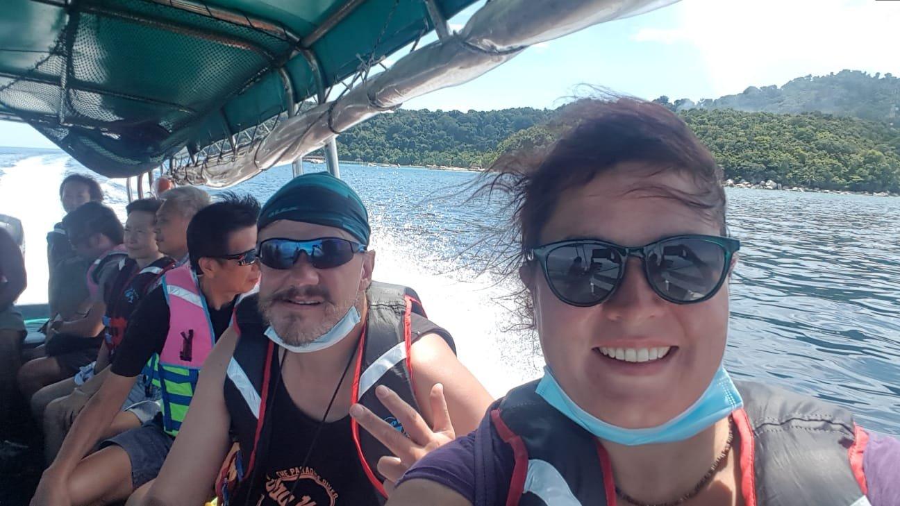 Tschüss Pulau Lang Tengah