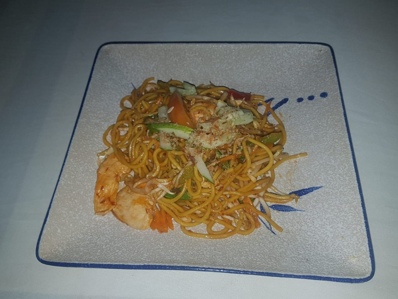 Essen auf Pulau Kapas